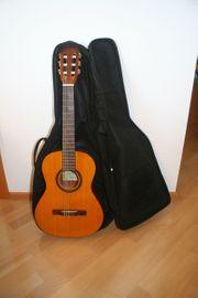 Konzertgitarre Barcelona