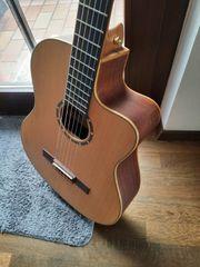 Ortega RCE131SN Gitarre neuwertig wegen