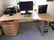 Schreibtisch ergonomisch