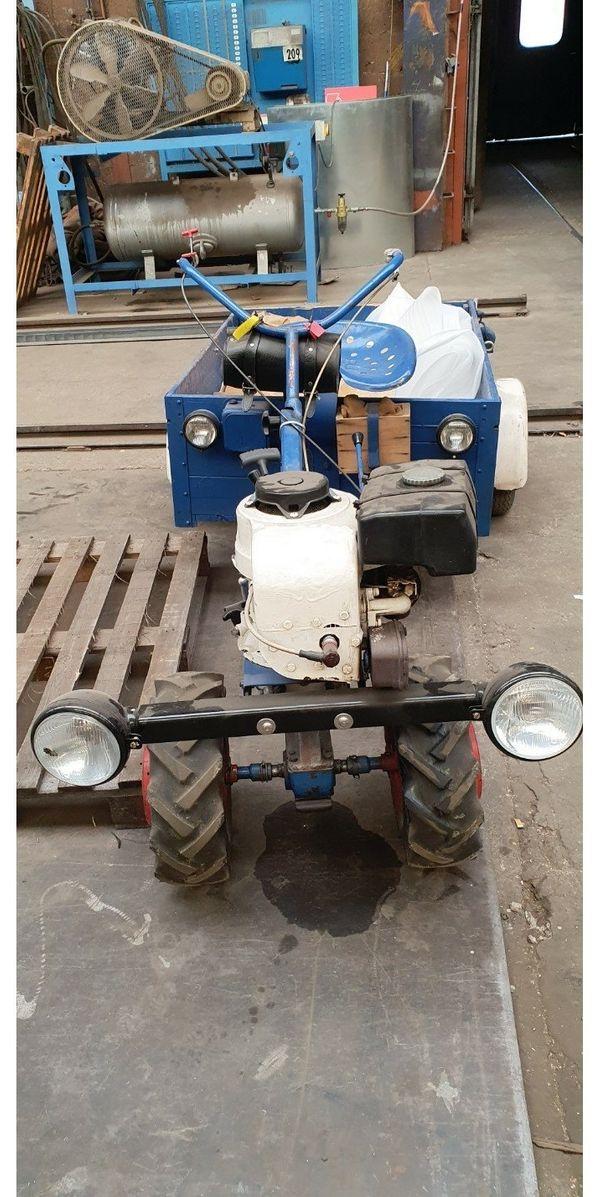 einachs Traktor