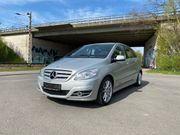 Mercedes-Benz B-170 BlueEFFICIENCY