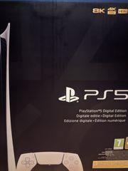 Playstation 5 Digital NEU in