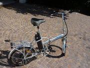 E-Bike Faltrad 20 nur 330