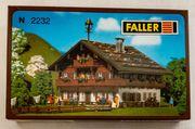 Baukasten Faller N2232 - Alpenhof