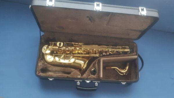 Altsaxophon - Roy Benson AS-201 - Kindersaxophon