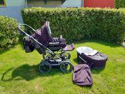Kinderwagen Emmaljunga Edge duo Combi