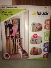Treppenschutzgitter von Hauck NEU