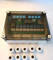 NEU - Homematic 8fach Kanal Schaltaktor