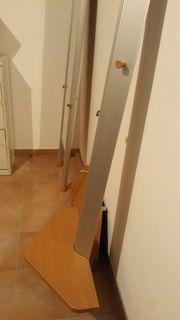 Gardarobe mit Spiegel und Schuhschrank