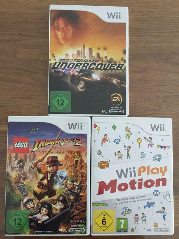 Wii Spiel Need for Speed