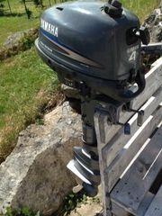 Aussenbord Motor Yamaha 4 PS