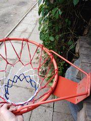 Neuer Basketball Korb