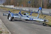 Bootsanhänger Anhänger Blyss 500x180cm 750kg