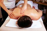 Aromaölmassage Öl Massage