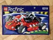 Lego Technik Rennwagen Setnummer 8219