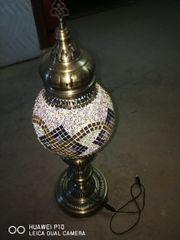 Orientalische Stehlampe