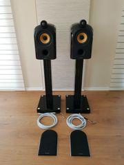 B W PM1 Lautsprecher Paar