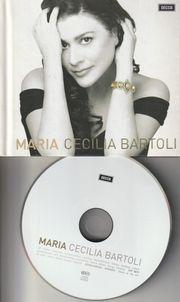CD - Cecilia Bartoli - Maria Decca
