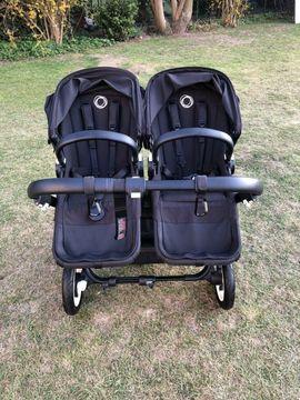 Kinderwagen - Bugaboo Donkey Duo Kinderwagen Zwillingswagen