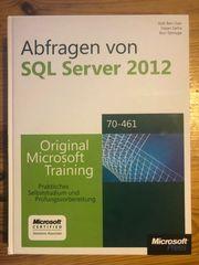 Microsoft Training Abfragen von SQL