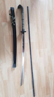 Samuraischwert Katana Samurai Ninja Deko