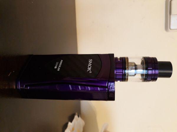 E-Zigarette Smoke Procolor 225 W