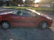 Verkaufe schönes Peugeot Cabrio