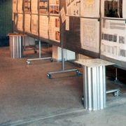 Arbeitsböcke Modellböcke Tisch Podeste aus