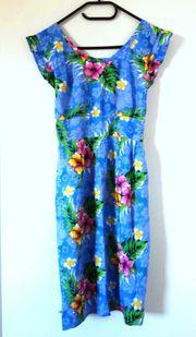 NEUWERTIG luftiges süßes Kleid Hawaii