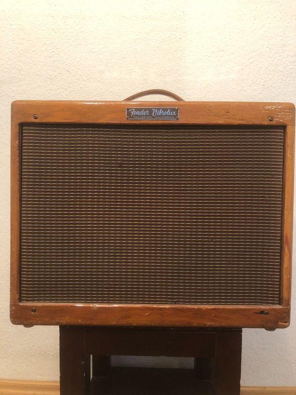 Fender Vibrolux 5F11 Gitarrenverstärker BJ