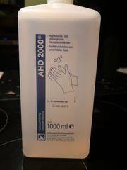 Hände Desinfektionsmittel 1000ml