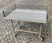 Grabbeltisch Warentisch Schütte 100 x
