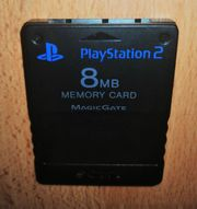 Playstation 2 memory card original