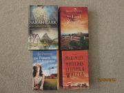 Bücher - Spannende Romane je 1 -