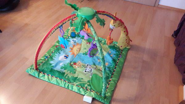 Fisher-Price Rainforest Spieledecke