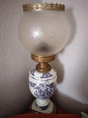 Sehr schöne Vintage Tisch Lampe