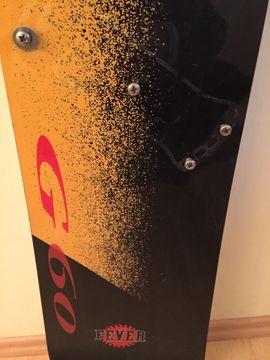 Mistral G60 Energy Raceboard 160: Kleinanzeigen aus Starnberg - Rubrik Snowboards
