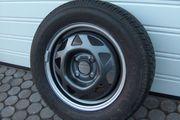 1x Opel Classic Stahlfelge 5