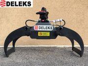 DELEKS® DK-11 GR-30F Rotor Holzzange