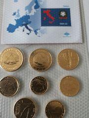 Italiens Münzen vor dem Euro