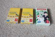 Verkaufe 3 neue ungespielte Kartenspiele