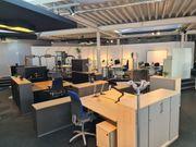 Büromöbel Zustand wie neu günstig