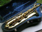 Vintage Saxophon Baritonsaxophon Keilwerth Toneking