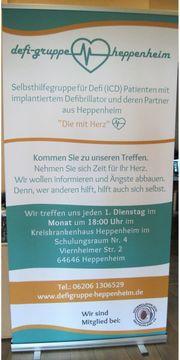 Die Defi ICD Selbsthilfegruppe Heppenheim