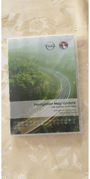 original Navi DVD für Opel