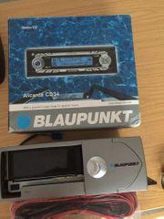 Autoradio Blaupunkt Alicante mit CD-Wechsler