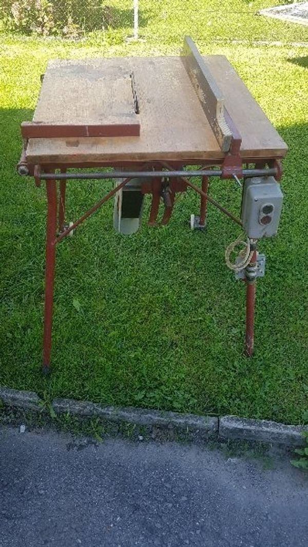 Tischkreissäge Holzsäge