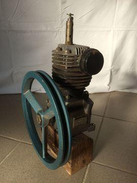 Kompressor für Stationärbetrieb 6m³/h, 10 bar, 1250 U/min, 1,0 KW