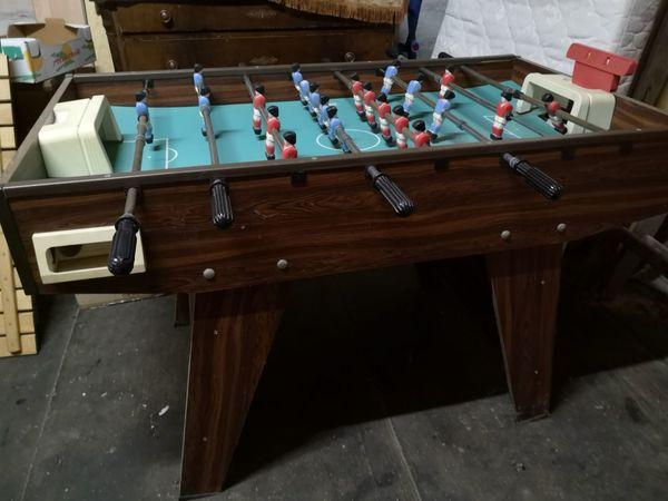 Tischfußballspiel gebraucht