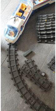 Playmobil Eisenbahn RC Train